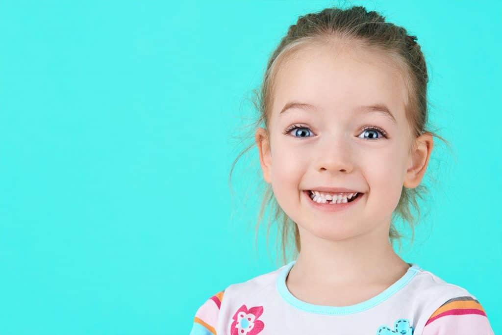 5 problemas de los dientes de leche